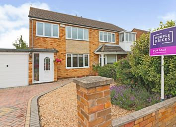 Thumbnail 3 bed semi-detached house for sale in Clixby Close, Cleethorpes