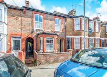 Thumbnail 3 bed terraced house for sale in Salisbury Road, Watford