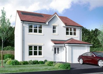 "Thumbnail 4 bed detached house for sale in ""Lyle"" at Borthwick Castle Road, North Middleton, Gorebridge"