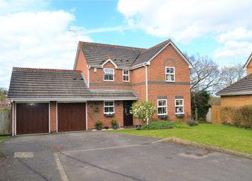 Thumbnail 4 bed detached house for sale in The Sadlers, Tilehurst, Reading, Berkshire