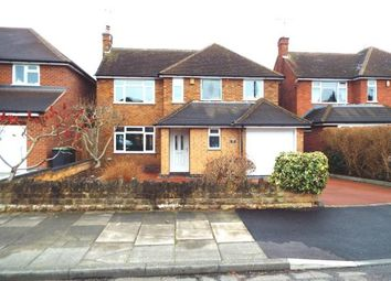 Thumbnail 4 bed detached house for sale in Balmoral Drive, Bramcote, Nottingham, Nottinghamshire
