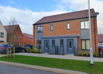 Thumbnail 3 bed semi-detached house to rent in Parkes Court, Birchfield Way, Telford