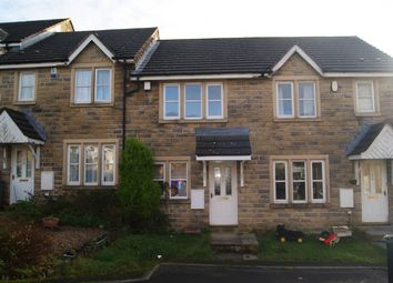Thumbnail 2 bed town house for sale in Berrington Way, Oakworth, West Yorkshire