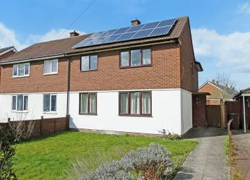 Thumbnail 4 bed semi-detached house for sale in Drakes Drive, St.Albans
