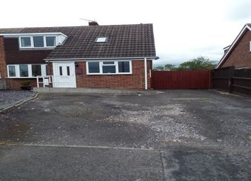 Thumbnail 4 bed bungalow to rent in Westwood Park, Newhall, Swadlincote