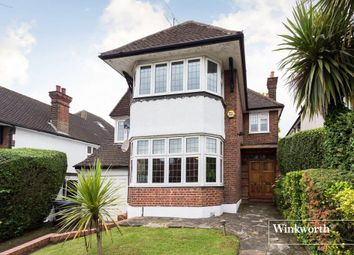 Thumbnail 5 bed detached house to rent in Armitage Road, Golders Green, London