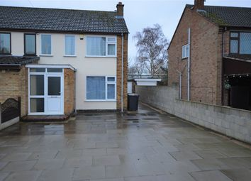 Thumbnail 3 bed semi-detached house to rent in Trenance Road, Exhall, Coventry, Warwickshire