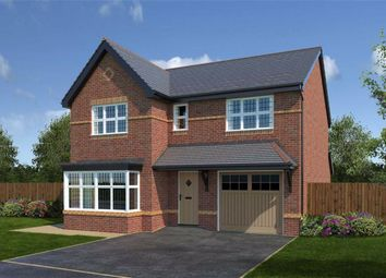 Thumbnail 4 bed detached house for sale in The Blossoms, Moss Lane, Farington Moss, Leyland