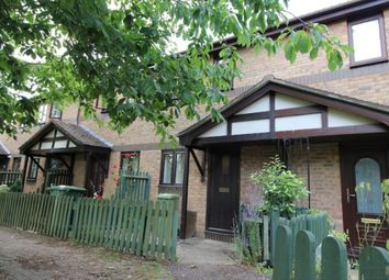 Thumbnail 2 bed terraced house to rent in Stafford Grove, Shenley Church End