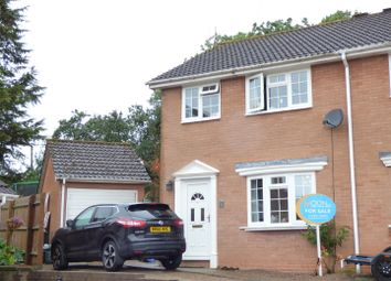Thumbnail 3 bed property for sale in Orchard Farm Close, Sedbury, Chepstow