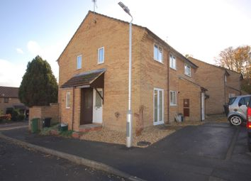 Thumbnail 1 bed end terrace house for sale in Wedmore Close, Bristol