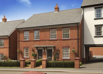 "Thumbnail 3 bed terraced house for sale in ""Marbury"" at Tarporley Business Centre, Nantwich Road, Tarporley"