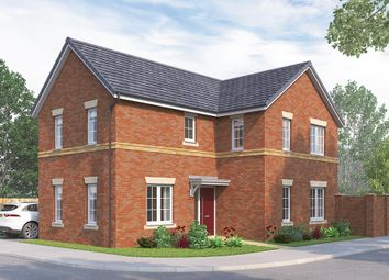 "Thumbnail 4 bed detached house for sale in ""The Hartlebury"" at Greaves Lane, Stannington, Sheffield"