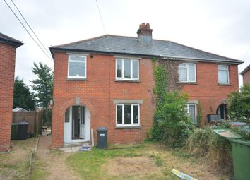 Thumbnail 2 bed semi-detached house to rent in Witt Road, Fair Oak, Eastleigh, Hampshire