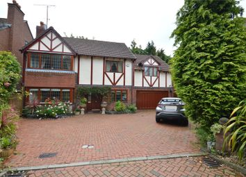 Thumbnail 4 bed detached house for sale in Winchester Close, Woolton, Liverpool