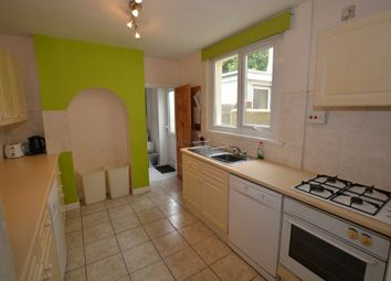 Thumbnail 4 bed terraced house to rent in Norman Street, Roath, Cardiff