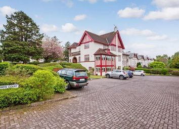 Thumbnail 2 bed flat for sale in Braids Court, Paisley, Renfrewshire