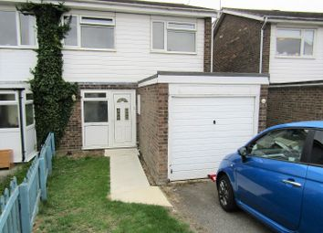 Thumbnail 3 bed semi-detached house to rent in Young Close, Clacton-On-Sea