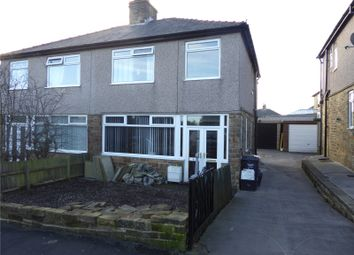 Thumbnail 3 bed semi-detached house for sale in Paddock Lane, Norton Tower, Halifax