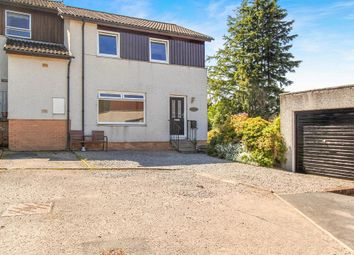 Thumbnail 3 bed end terrace house for sale in 21 Pulpit Drive, Oban, Argyllshire