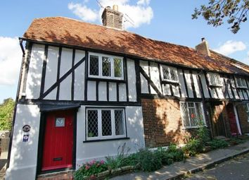 Thumbnail 2 bed end terrace house for sale in Fair Lane, Robertsbridge, East Sussex