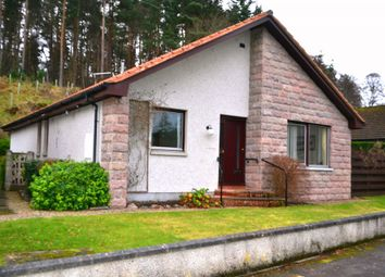 Thumbnail 3 bed detached bungalow to rent in Woodside Drive, Forres