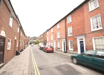 Thumbnail 3 bed terraced house to rent in Winchester Street, Salisbury, Wiltshire