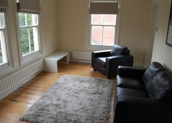 Thumbnail 1 bed flat to rent in 89A Forest Road West, Nottingham