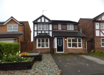 Thumbnail 4 bed detached house for sale in Parkside Close, Radcliffe, Manchester