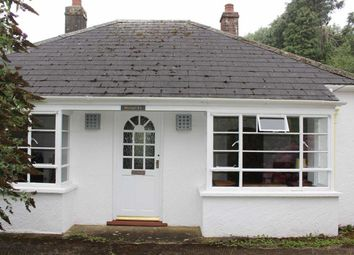 Thumbnail 2 bedroom detached bungalow for sale in New Hedges, Tenby