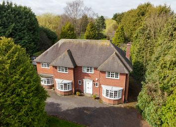 Thumbnail 4 bed detached house for sale in West Wratting Road, Balsham, Cambridge
