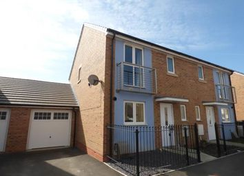 Thumbnail 3 bedroom semi-detached house for sale in Rapide Way, Weston-Super-Mare