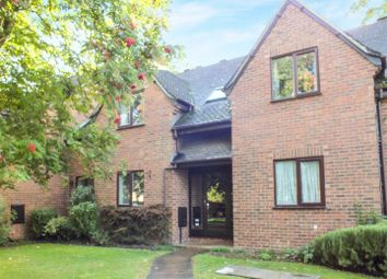 Thumbnail 2 bed flat for sale in King James Way, Royston