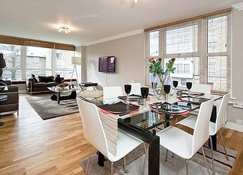 Thumbnail 4 bedroom flat to rent in Boydell Court, St. Johns Wood Park, London