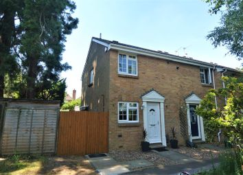 2 bed end terrace house to rent in Finnart Close, Weybridge KT13