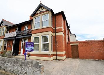 Thumbnail 4 bed semi-detached house for sale in Victoria Road, Prestatyn