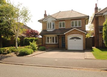 Thumbnail 4 bed detached house for sale in Alveston Drive, Wilmslow