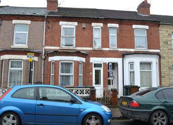 Thumbnail 2 bedroom terraced house for sale in Humber Avenue, Stoke, Coventry, West Midlands