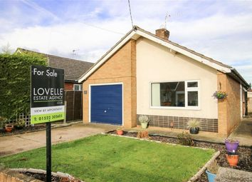 Thumbnail 2 bed bungalow for sale in Hawthorn Avenue, Cherry Willingham, Lincoln