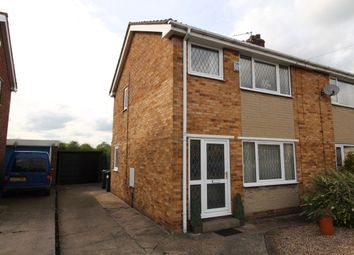 Thumbnail 3 bed semi-detached house for sale in Walnut Road, Thorne, Doncaster