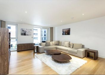 Thumbnail 2 bed flat to rent in Lensbury Avenue, London