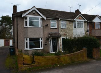 Thumbnail 4 bedroom end terrace house for sale in Binley Road, Binley, Coventry