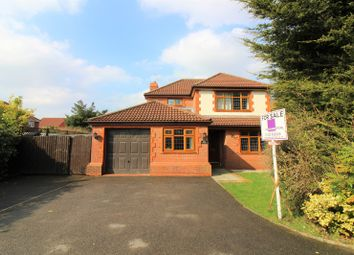 Thumbnail 4 bed detached house for sale in Redwood Gardens, Thornton