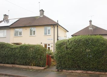 Thumbnail 3 bed semi-detached house for sale in Markland, Eyres Monsell, Leicester