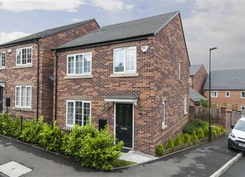 Thumbnail 3 bedroom detached house for sale in Weavers Way, South Normanton, Alfreton