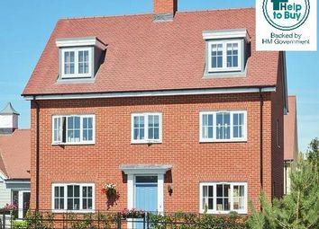 5 bed detached house for sale in Fornham Place, Marham Park, Tut Hill, Bury St Edmunds IP28