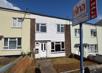 Thumbnail 3 bed terraced house for sale in Caldy Close, Laugharne Court, Barry, South Glamorgan