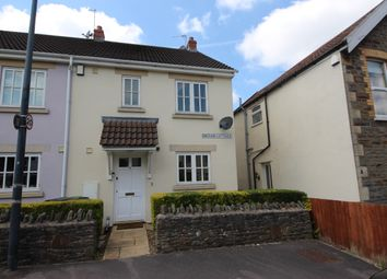 Thumbnail 4 bedroom end terrace house for sale in Orchard Cottages, Downend