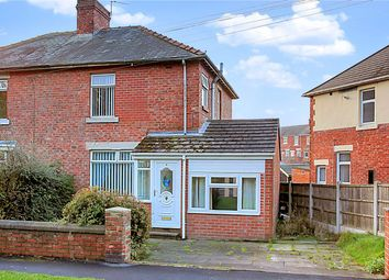 Thumbnail 3 bed semi-detached house for sale in Cedar Crescent, Burnopfield, Newcastle Upon Tyne
