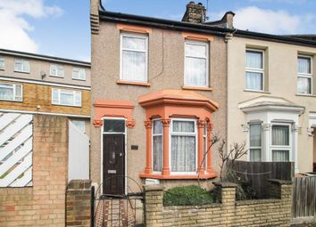 Thumbnail 3 bedroom end terrace house for sale in Cobbold Road, Leytonstone, London